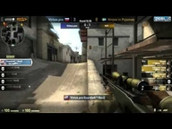 EMS One Summer 2013 Halbfinale - Ninjas in Pyjamas vs. Virtus.pro (de_dust2) Map 2