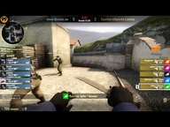 Playing Ducks Female CUP - Halbfinale Epsilon vs. Druidz (de_mirage) Map 1