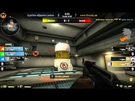 Playing Ducks Female CUP - Halbfinale Epsilon vs. Druidz (de_nuke) Map 2