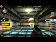 Playing Ducks Female CUP - Halbfinale iNfernity Ladies vs. Zuckerfeen (de_nuke) Map 2