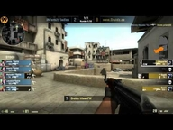 Playing Ducks Female CUP - Finale iNfernity Ladies vs. Druidz (de_dust2) Map 1