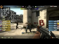 SLTV Starseries VI Finals - Virtus.pro vs. Natus Vincere (de_dust2) Map 3