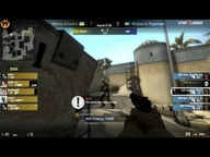 SLTV Starseries VI Finals - Ninjas in Pyjamas vs. Natus Vincere (de_dust2) Map 1