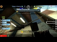SLTV Starseries VI Finals - Ninjas in Pyjamas vs. Natus Vincere (de_nuke) Map 4
