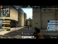 Prag Challenge 2013 Halbfinale - Nostalgie vs. Anexis (de_dust2) Map 1