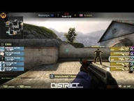 Prag Challenge 2013 Halbfinale - Nostalgie vs. Anexis (de_mirage) Map 2