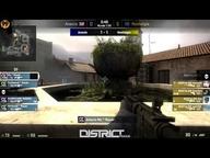 Prag Challenge 2013 Halbfinale - Nostalgie vs. Anexis (de_inferno) Map 3