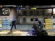 Prag Challenge 2013 Finale - Natus Vincere vs. Nostalgie (de_mirage) Map 2