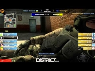 Prag Challenge 2013 Finale - Natus Vincere vs. Nostalgie (de_train) Map 3