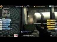 EPS Summer 2013 Spieltag 7 - SNOGARD vs. teamKR (de_train)