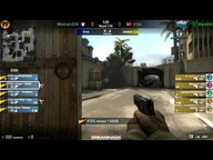 DreamHack Valencia 2013 Gruppe C - k1ck vs. Event To Give (de_dust2)