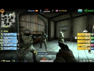 DreamHack Valencia 2013 Viertelfinale - fm.TOXiC vs. Wizards (de_dust2) Map 1