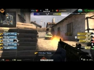 DreamHack Valencia 2013 Viertelfinale - Panthers vs. k1ck (de_inferno) Map 2