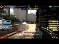 DreamHack Valencia 2013 Halbfinale - k1ck vs. Clan Mystik (de_inferno) Map 1