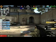 DreamHack Valencia 2013 Halbfinale - k1ck vs. Clan Mystik (de_dust2) Map 2