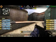 DreamHack Valencia 2013 Halbfinale - k1ck vs. Clan Mystik (de_mirage) Map 3