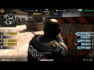 DreamHack Valencia 2013 Halbfinale - n!faculty vs. Wizards (de_mirage) Map 1