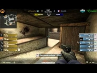 DreamHack Valencia 2013 Finale - n!faculty vs. Clan Mystik (de_mirage) Map 1 Part 2