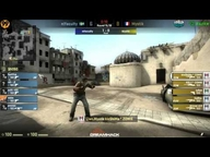 DreamHack Valencia 2013 Finale - n!faculty vs. Clan Mystik (de_dust2) Map 2
