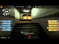 Mad Catz Invitational Cologne Achtelfinale - n!faculty vs. Lemondogs (de_mirage) Map 1