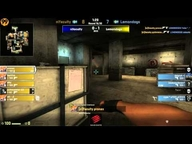 Mad Catz Invitational Cologne Achtelfinale - n!faculty vs. Lemondogs (de_mill_ce) Map 2