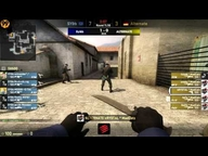 Mad Catz Invitational Cologne Achtelfinale - Sy&b vs. ALTERNATE (de_mirage) Map 2