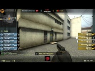 Mad Catz Invitational Cologne Achtelfinale - k1ck vs. Western Wolves (de_nuke) Map 1