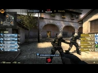 Mad Catz Invitational Cologne Achtelfinale - SteelShock vs. Eternity (de_inferno) Map 1