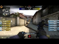 Mad Catz Invitational Cologne Achtelfinale - SteelShock vs. Eternity (de_mirage) Map 2