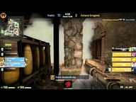 Mad Catz Invitational Cologne Viertelfinale - fnatic vs. Astana Dragons (de_inferno) Map 1