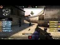 Mad Catz Invitational Cologne Viertelfinale - fnatic vs. Astana Dragons (de_mirage) Map 2