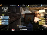EPS Summer 2013 Viertelfinale - MTF.Gaming vs. Playing Ducks (de_mirage) Map 1