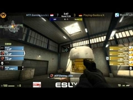 EPS Summer 2013 Viertelfinale - MTF.Gaming vs. Playing Ducks (de_nuke) Map 2