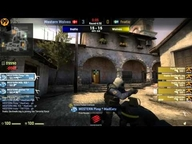 Mad Catz Invitational Cologne Halbfinale - fnatic vs. Western Wolves (de_inferno) Map 1