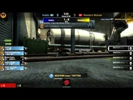 Mad Catz Invitational Cologne Halbfinale - fnatic vs. Western Wolves (de_train) Map 2