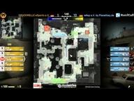 EPS Summer 2013 Viertelfinale - w4sp vs. Druckwelle (de_dust2) Map 2
