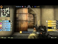 Mad Catz Invitational Cologne Finale - VeryGames vs. fnatic (de_dust2) Map 2