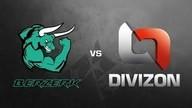 Berzerk vs. DIVIZON - 99Damage Liga Saison #6 Playoffs - Cobblestone
