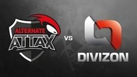 ALTERNATE aTTaX vs. DIVIZON - 99Damage Liga Saison #6 Playoffs - Mirage