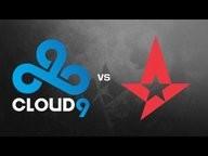 Cloud9 vs. Astralis - ELEAGUE Premier 2017 - Mirage