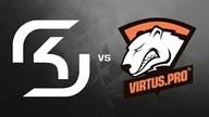 SK Gaming vs. Virtus.pro - EPICENTER 2017 - Mirage