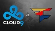 Cloud9 vs. FaZe Clan - IEM Oakland 2017 - Train
