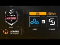 Cloud9 vs. SK Gaming - ELEAGUE Major: Boston 2018 New Champions Stage (Mirage)
