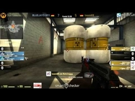 ESL Summer Relegation - BlueJays vs. teamKR (de_nuke) Map 3