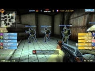 RaidCall EMS One Fall Cup 1 - 3DMAX vs. ex-LDLC (de_dust2)