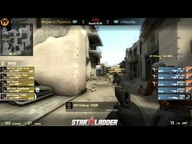 SLTV Starseries VII - Ninjas in Pyjamas vs. n!faculty (de_dust2)