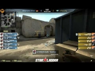 SLTV Starseries VII - ALTERNATE vs. n!faculty (de_dust2)