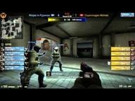 RaidCall EMS One Fall Cup 1 - Ninjas in Pyjamas vs. Copenhagen Wolves (de_dust2) Map 1