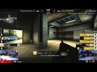 EPS Summer Finals Finale - EnRo GRIFFINS vs. Playing Ducks (de_nuke) Map 3 Part 1