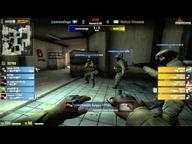 DreamHack 2013 - Bucharest Halbfinale - Lemondogs vs. Natus Vincere (de_dust 2) Map 3
